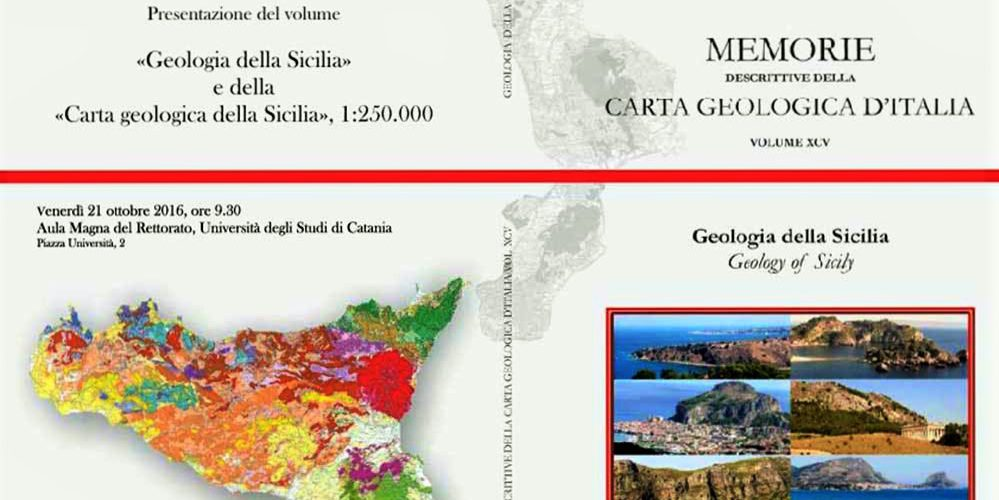 Nuova Carta Geologica della Sicilia