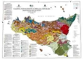La nuova carta geologica della Sicilia