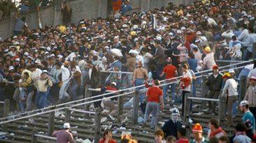 La tragedia dello stadio Heysel