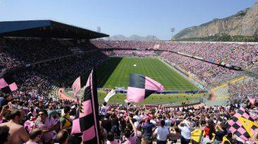 Lo stadio Barbera (dal sito ufficiale US Città di Palermo