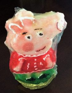 Peppa Pig ... di zucchero