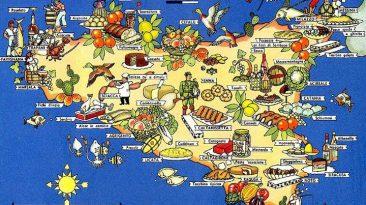 La Sicilia del cibo. Foto dal web