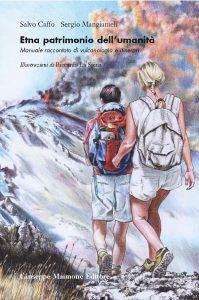 La copertina del manuale, con lo splendido disegno di Riccardo La Spina