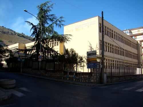 La scuola Pietro Novelli di Monreale