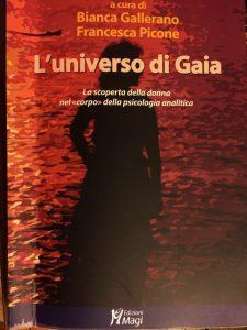 L'Universo di Gaia, la copertina