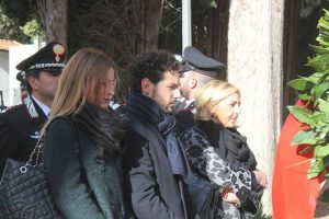 Marco Intravaia e i suoi familiari