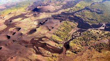 Piano Provenzana e Rift di Nord Est