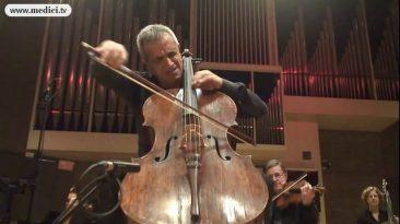 Hallelujah, Leonard Cohen e il meraviglioso violoncello di Giovanni Sollima