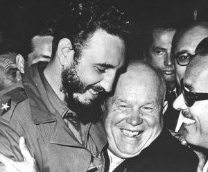 Fidel Castro e Krusciov