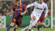 Messi e Ronaldo in azione (fonte Fanpage)