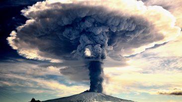 Eruzione dell'Etna del 4 dicembre 2015: la premiatissima foto di Giuseppe Famiani