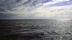 Barca a mare