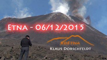 """Etna bum bum, un anno fa … il vulcanologo spiega """"in diretta"""" cosa accade"""