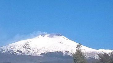 Etna 24 dicembre 2016. La mia foto