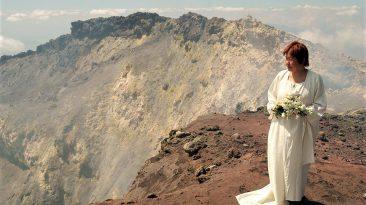 Il commovente matrimonio con l'Etna ...