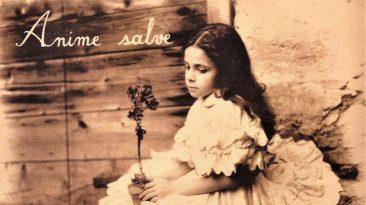 """La copertina di """"Anime salve"""", l'ultimo album di Fabrizio De Andrè"""