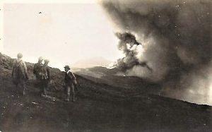 Ancora eruzione del 1923
