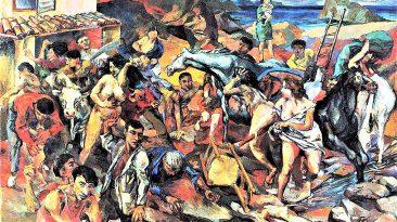 Fuga dall'Etna (1940)