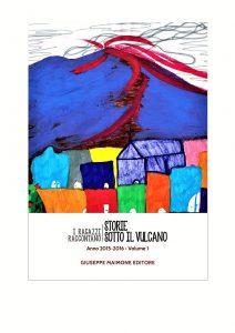 La copertina della raccolta degli scritti delle scuole medie medie 2016