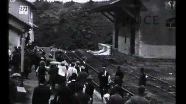 Dall'archivio storico dell'Istituto Luce: Etna, eruzione del 1928