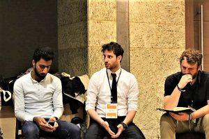 Sempre a Istanbul, con un gruppo di giovani siriani rifugiati in Turchia