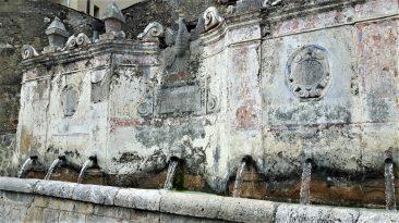 La Fontana Abate di Alcara Li Fusi