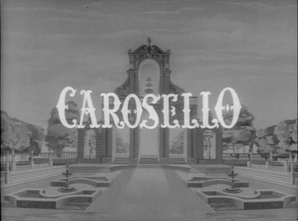 Il leggendario logo di Carosello Rai