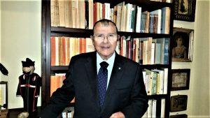 Adelfio Elio Cardinale, presidente della Società di Storia della Medicina