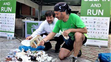 "Anche il popolare metereologo Luca Mercalli è tra i testimonial ""Keep and Clean Run"""