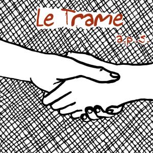 """Il logo de """"Le Trame a.p.s."""""""