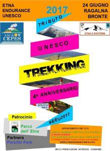 LOCANDINA ETNA ENDURANCE UNESCO 2017