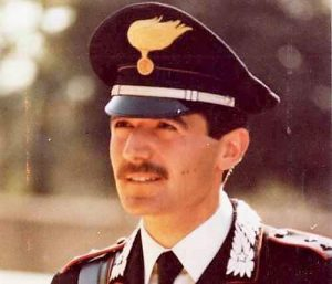 Il capitano Mario D'Aleo