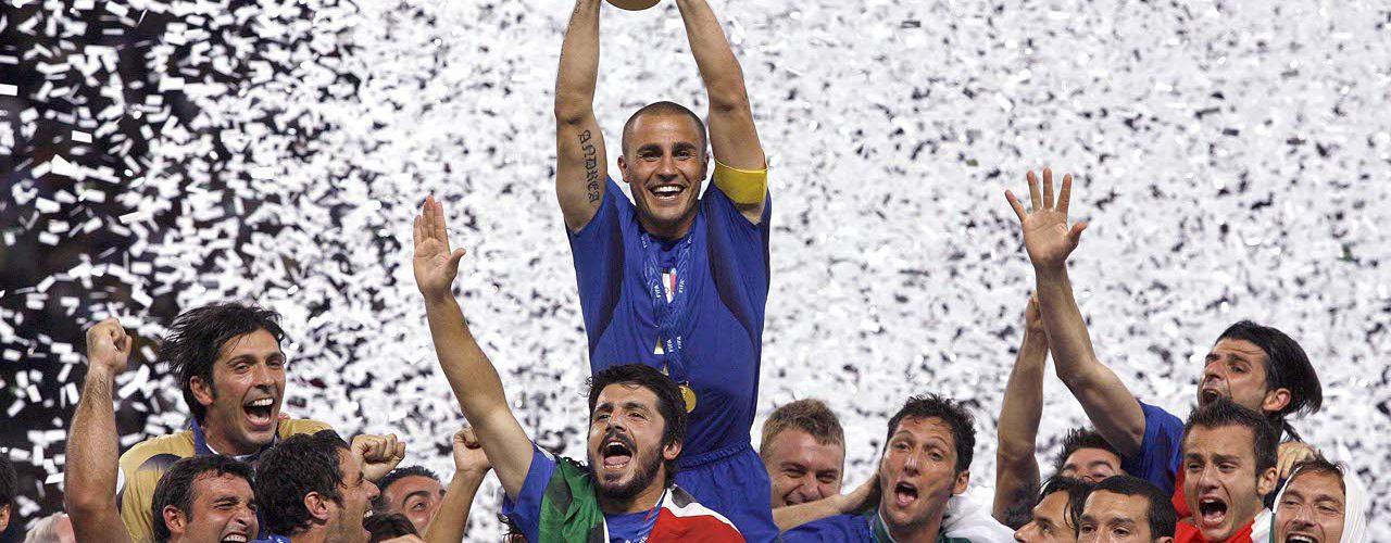 Cannavaro Coppa Mondo 2006
