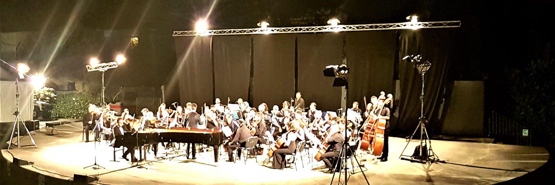 Petralia e OSN al concerto 9 agosto
