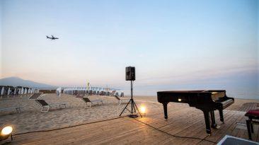 Pianoforte sul mare