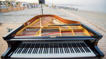 Un pianoforte sul mare ...