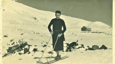 1938 Piero Ronsisvalle e il Rifugio Sapienza