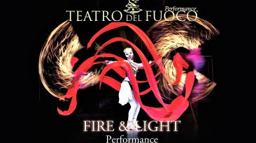 Fire & Light TEATRO