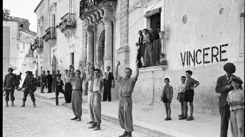 Photo Phil Stern, Sicilia 1943