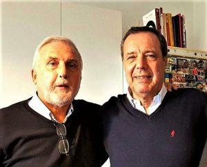 Con il mio caro amico Gianni Pittà