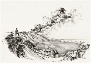 Uno splendido disegno di Riccardo La Spina