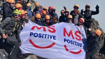 Foto di gruppo Ms Positive