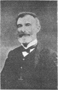 Annibale Riccò (Modena 14 settembre 1844 – Roma 23 settembre1919)