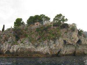 Le Rocce Capo Mazzarò a Taormina