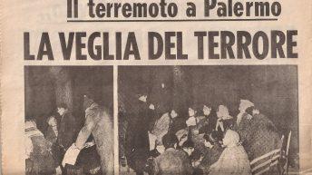 L'ORA Palermo 15 gennaio 1968