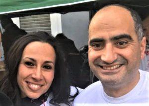 Rosario Catania e Cinzia Lo Certo