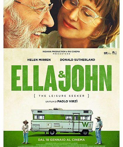 locandina ELLA & John