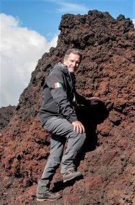 Marco Neri, Primo Ricercatore INGV Osservatorio Etneo