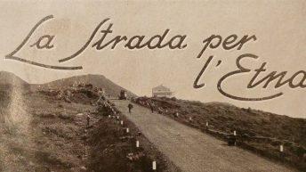 La strada per l'Etna