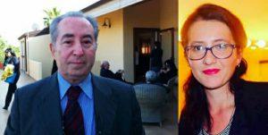 Mario Petrina e Sabrina Redi